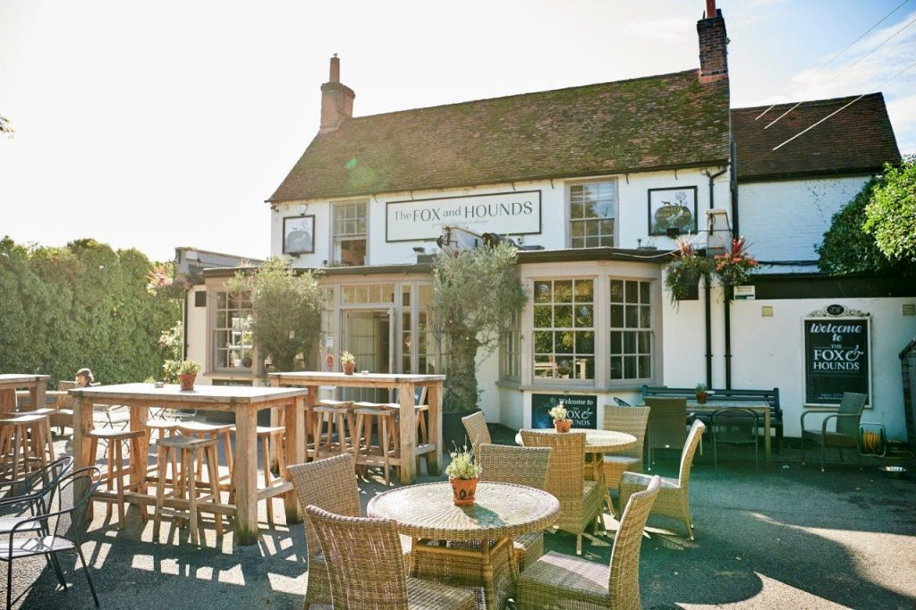 Englefield Green's the Fox and Hounds